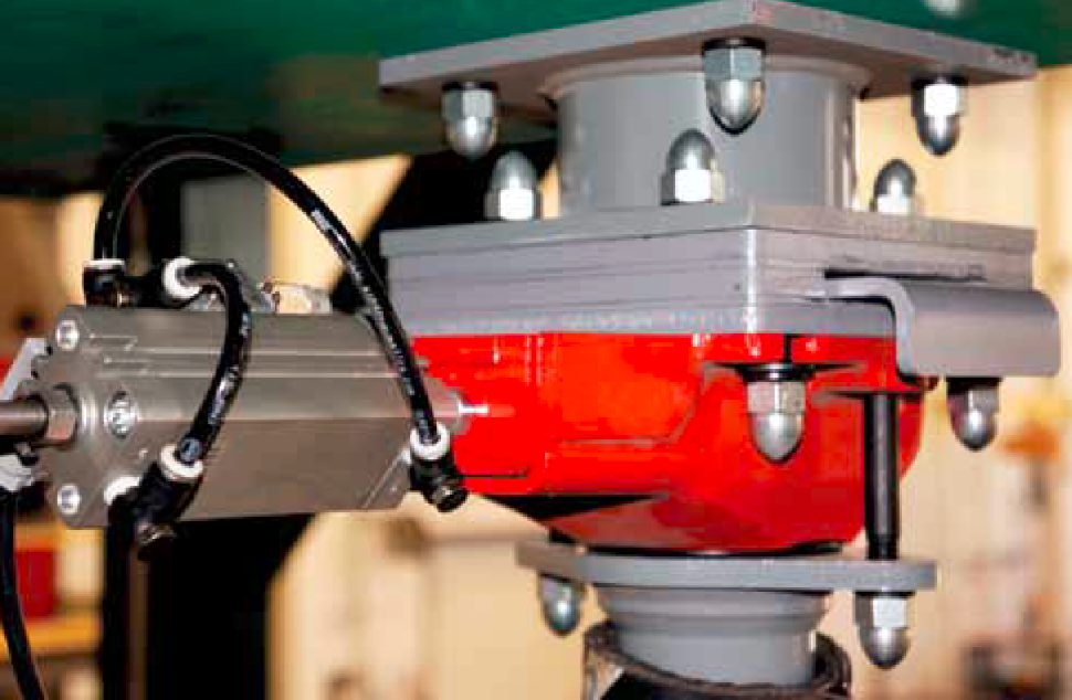Learn more about the Maintenance Friendly Abrasive Control Valve by Blast Cleaning Technologies