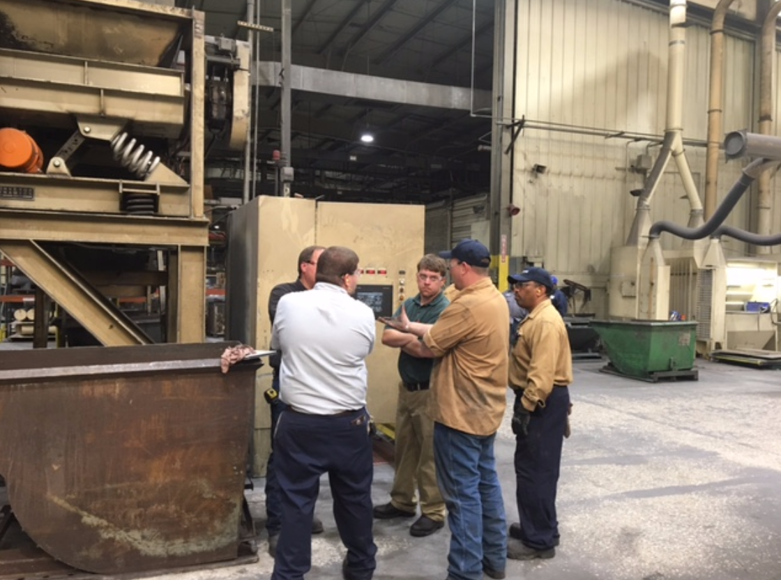 In-Plant Operations & Maintenance Training by Blast Cleaning Technologies