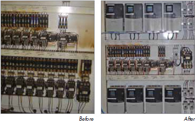 Pivot Panel Before After