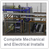 Complete Mechanical and Electrical Installs