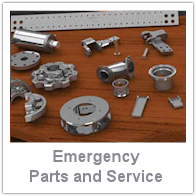 Emergency Parts and Service
