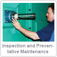 Inspection and Preventative Maintenance